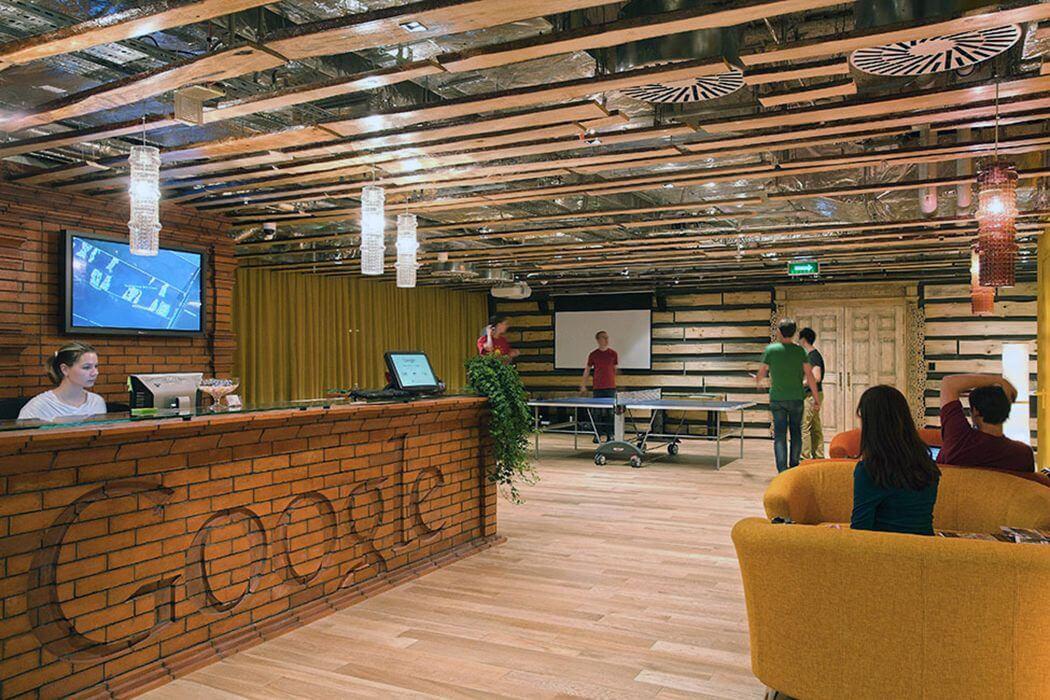 Московский офис Google
